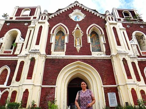 St. Augustine Church. Vigan, Ilocos Sur