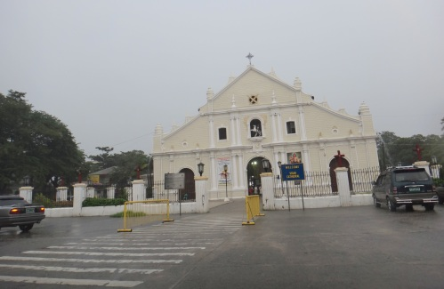 Vigan Cathedral. St. Paul Cathedral