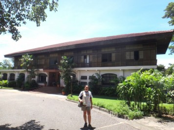 Malacanang of the North. Ilocos Norte Itinerary