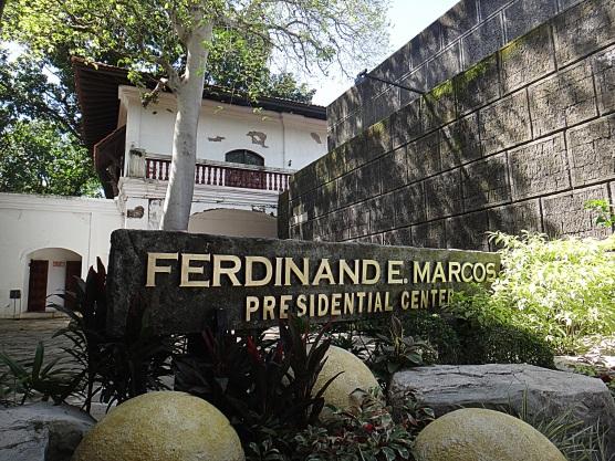 Marcos Mausoleum