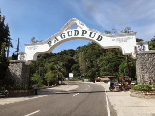 Pagudpud Arch
