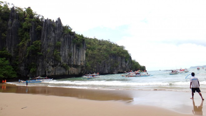 Underground River Palawan. Itinerary for Family Tour