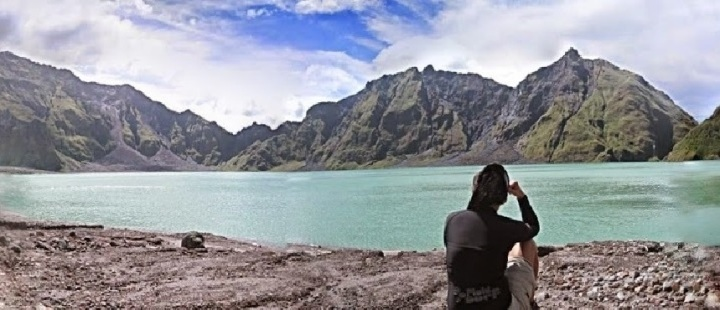 Pinatubo Crater Guide