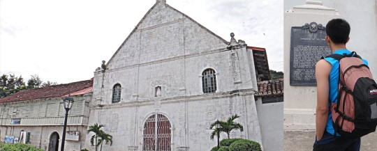 Boljoon Church, Cebu. Travel Photo