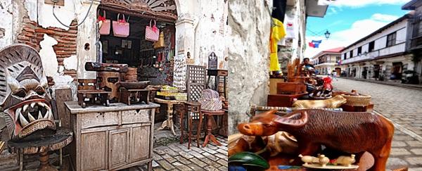 Calle Crisologo, Vigan. https://mytraveldigest.wordpress.com/2013/09/29/vigan-heritage-town/