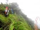 Madjaas Climb. Opao Ridge