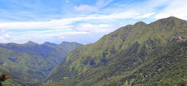 Mt. Kitanglad. D2K Traverse Bukidnon.