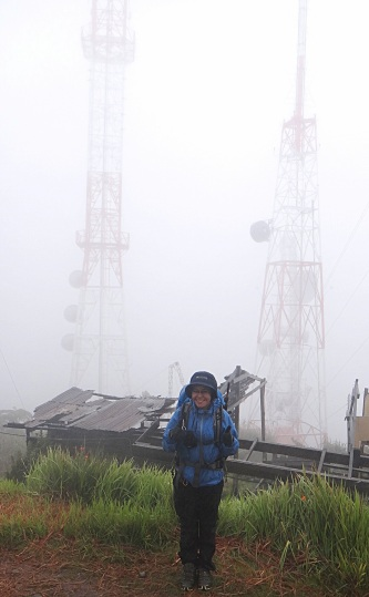 Mt. Kitanglad Peak. D2K Traverse Bukidnon.