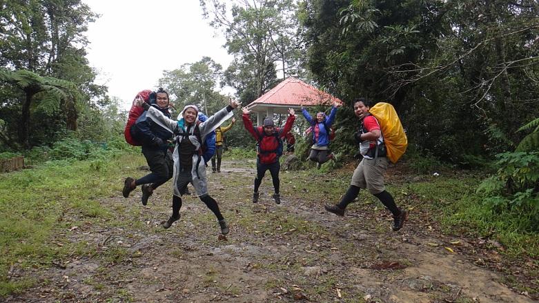 Mt. Kitanglad. D2K Traverse Bukidnon..