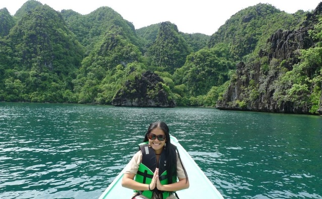Karen Rae Arnoco. Coron Palawan Itinerary. Best Island Hopping Tour and Snorkeling Experience.
