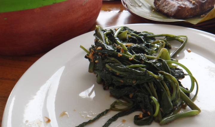 Kangkong Recipe
