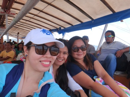 Cebu to Dumaguete from Santander to Sibulan Port, Negros. Ferry Boat Ride to reach Apo Island. Travel Itinerary Weekend Guide.