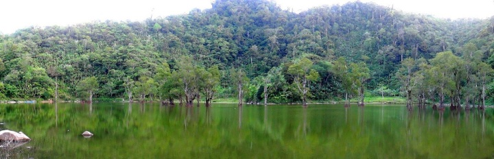 Danao Lake, Sibuyan, Negros. Apo Island and Balinsasayao Weekend. Cebu Dumaguete Travel Itinerary Guide.