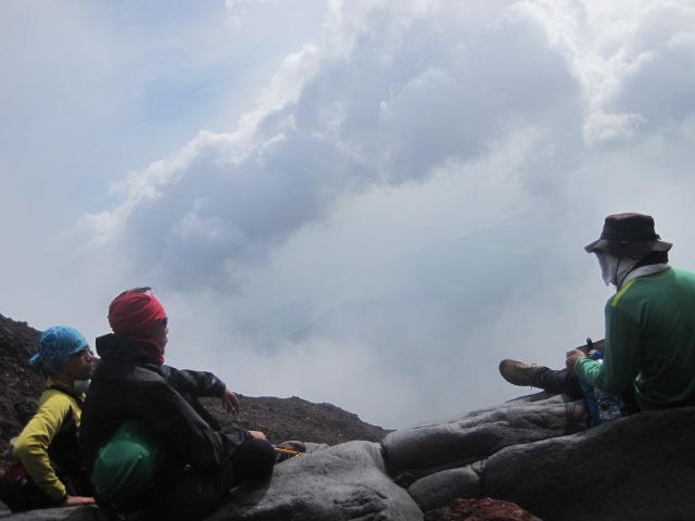 Mayon Climb. My Travel Digest