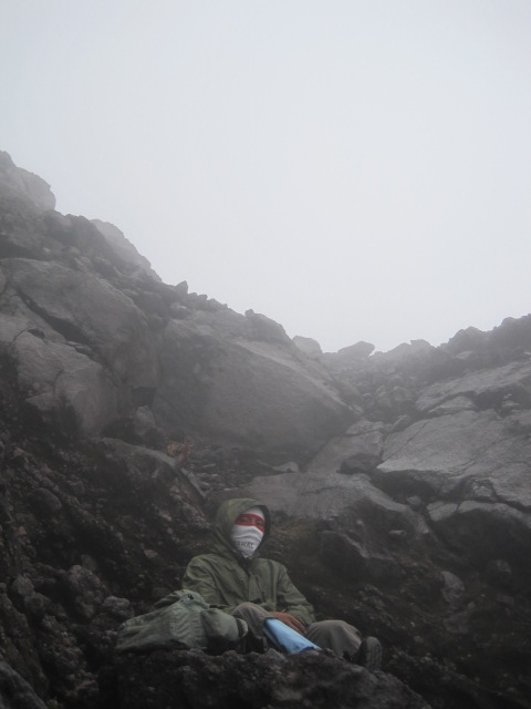 Mayon Climb.