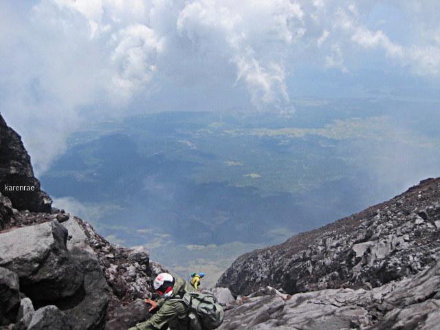 Mayon Summit Climb