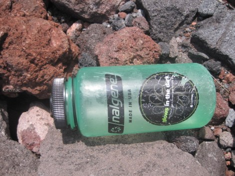 Nalgene Bottle. Mayon Climb. My Travel Digest