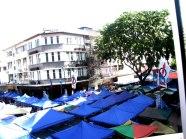 Gaya Street Sunday Market. Kota Kinabalu, Malaysia.