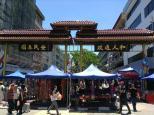 Sunday Market at Gaya Street