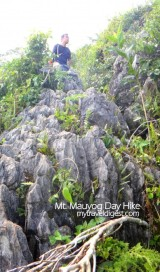 Mount Mauyog. Tabunan, Cebu.