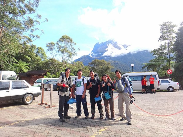 Kinabalu National Park Headquarter Registration