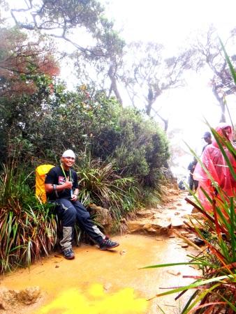 Mt. Kinabalu Summit Climb via Timpohon Gate