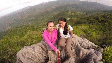 Mt. Mauyog Brain-like Peak