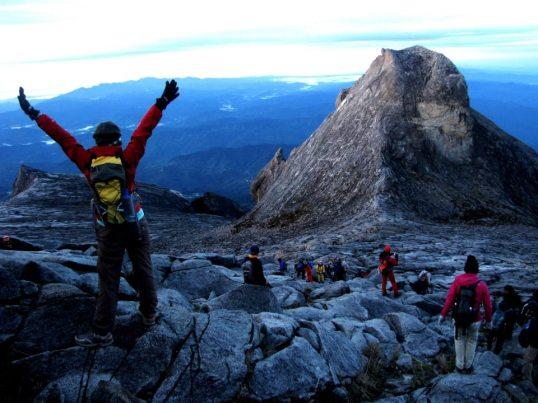 St. Johns Peak. Mount Kinabalu