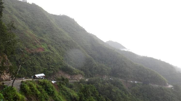 batad junction road