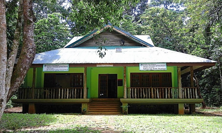 Department of Environment and Natural Resources. DENR Sibuyan Sub-station. PENRO / Protected Area Office in Brgy. Tampayan, Magdiwang is located in Brgy. Tampayan, Magdiwang. If you want to enter Mt. Guiting-Guiting National Park, you need a permit here.
