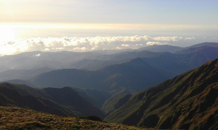 Mt. Guiting-Guiting Summit View